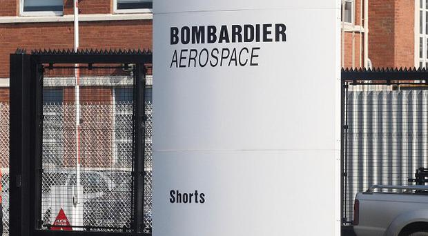 Bombardier, Northern Ireland's biggest private sector employer, called for power over corporation tax to be transferred to Stormont