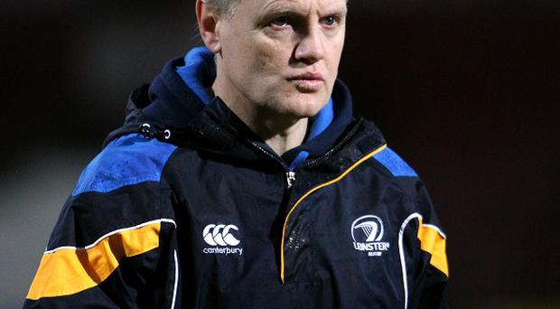 Joe Schmidt was impressed by Exeter