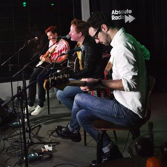 The premiere of a film about Bangor band the Two Door Cinema Club will be held at the Queen's Film Theatre