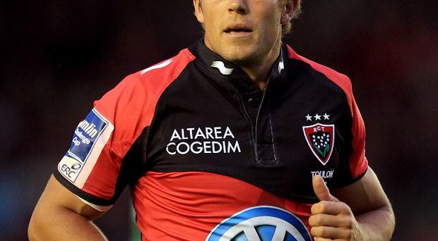Jonny Wilkinson kicked two conversions and a brace of penalties to lift Toulon top of Pool Six