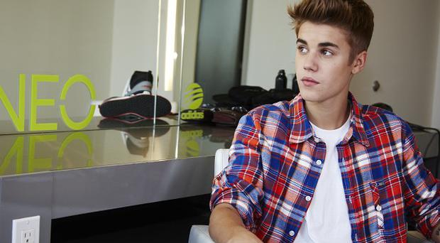 Justin Bieber has a two-year deal with the Adidas NEO label