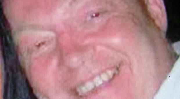 West Belfast man Gary Lavery who died in a balcony fall yesterday in Spain.