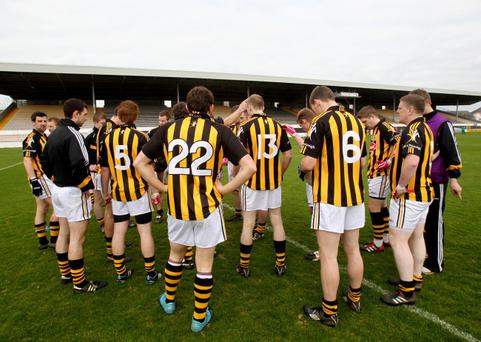 Kilkenny footballers will not compete in next year's National League, with their board opting for a move to Britain