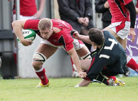 Chris Henry was impressive against Castres