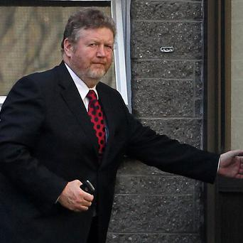 Under-fire Health Minister Dr James Reilly was told to strengthen the financial management of his department