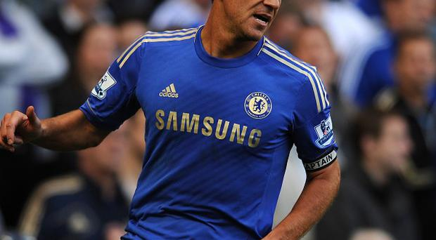Gordon Taylor wants John Terry, pictured, to accept his punishment and move on