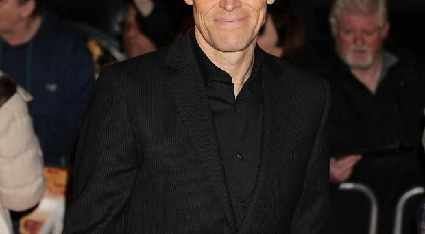 Willem Dafoe has joined the cast of Nymphomaniac