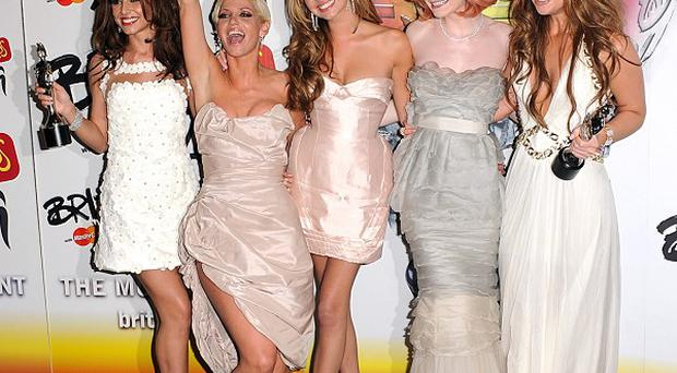 Girls Aloud have revealed their comeback track online