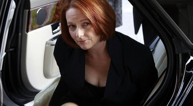The Australian prime minister Julia Gillard has caused a dictionary to reassess its entry for misogyny
