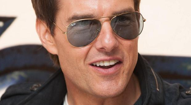 Tom Cruise is in the frame for Our Name Is Adam