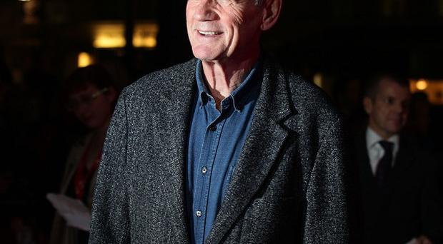 Michael Palin was at the London Film Festival gala screening of A Liar's Autobiography