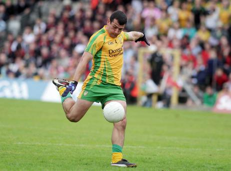 Frank McGlynn could win an Allstar and lift the Player of the Year award after a tremendous season
