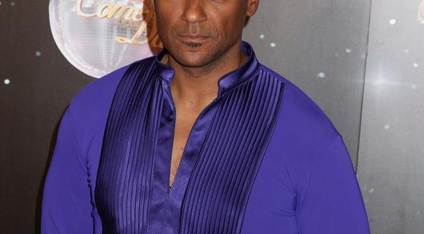 Colin Salmon has been rehearsing in Canada