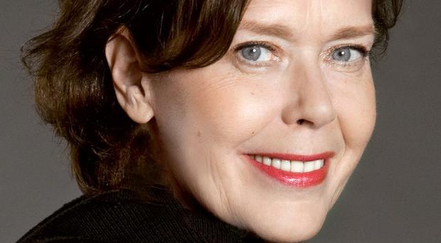 Sylvia Kristel, Dutch star of the 1970s erotic film Emmanuelle, has died of cancer aged 60. (AP Photo/Leoni Ravestein/Features Creative Management)