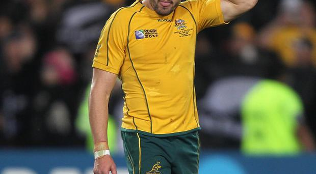 Adam Ashley-Cooper is ready to return for Australia after injury