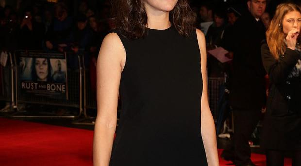 Marion Cotillard stars in the film Rust And Bone