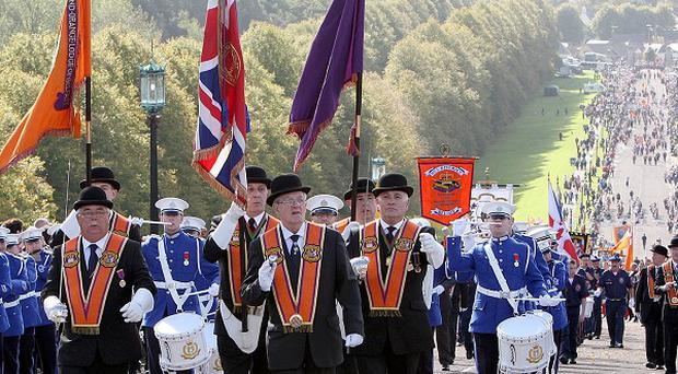 There has been a lack of dialogue between the Orange Order and residents of north Belfast ahead of a march