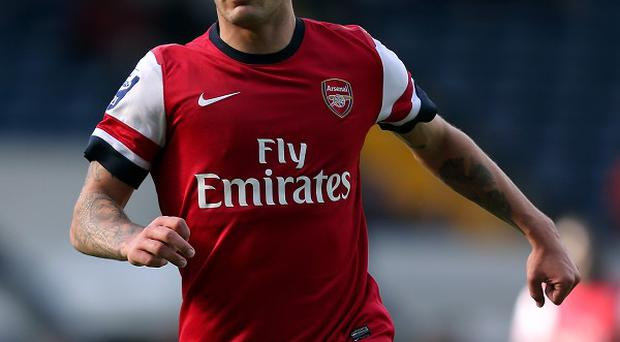 Jack Wilshere has been sidelined for more than a year