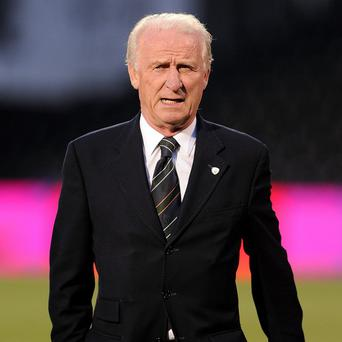 Giovanni Trapattoni's reign as Ireland manager is set to continue