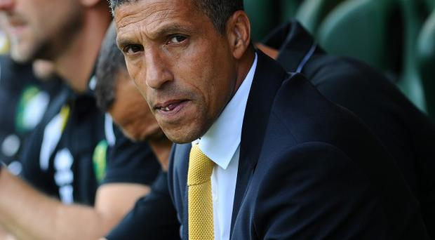 Norwich manager Chris Hughton says the mood in his squad is good despite their poor start