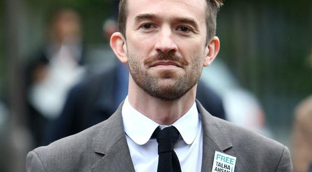 Boat Race protester Trenton Oldfield smirked as he was jailed at Isleworth Crown Court