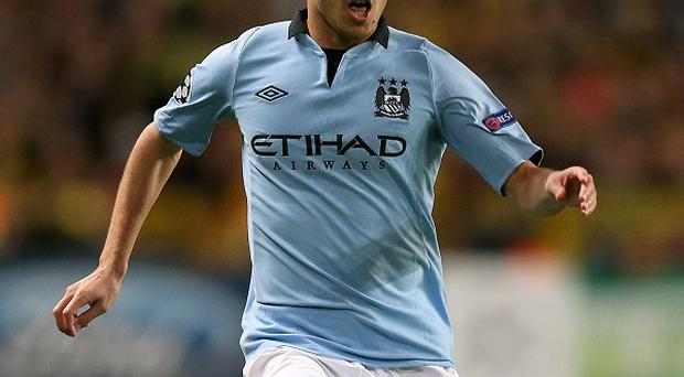 Roberto Mancini hopes to have David Silva, pictured, available for selection soon