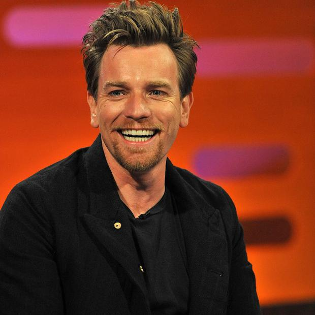 Ewan McGregor has signed up for Born To Be King