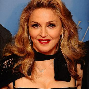 Madonna has upset some fans in Colorado with her use of guns during a concert.