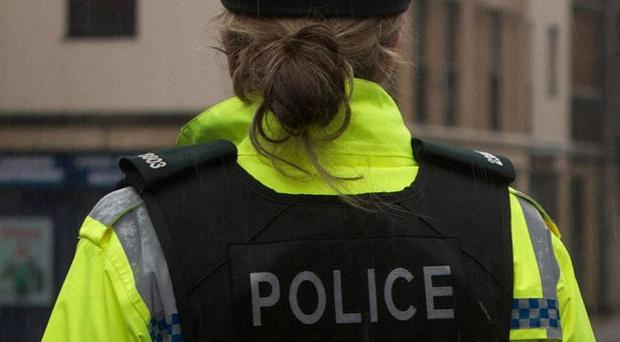 Police have found the body of a newborn girl in a vehicle in east Belfast