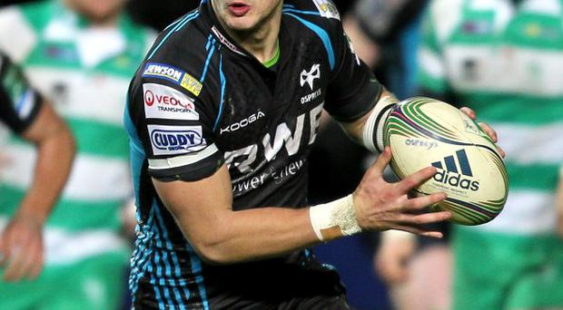 Dan Biggar hopes the Ospreys can 'ruffle a few feathers' at Leicester