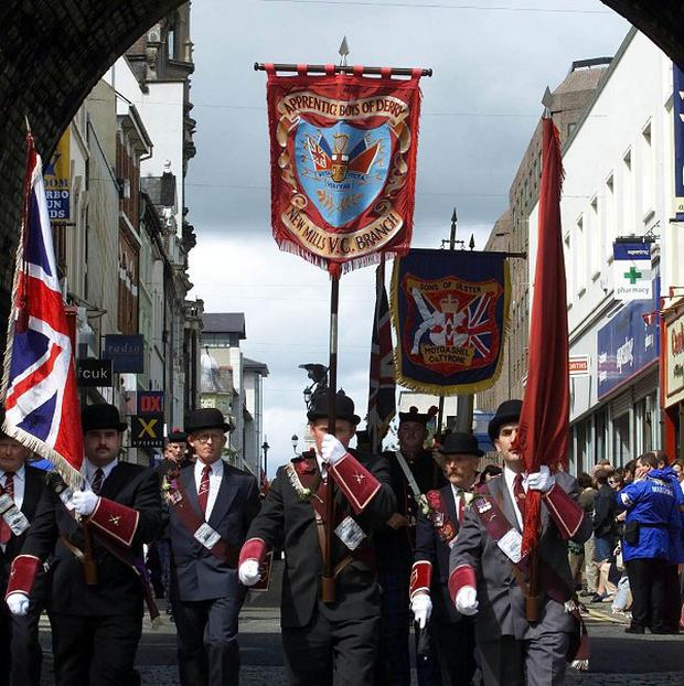 The Apprentice Boys of Derry have been given funding to build a new visitor centre
