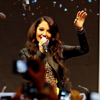 Tulisa has launched her debut fashion line