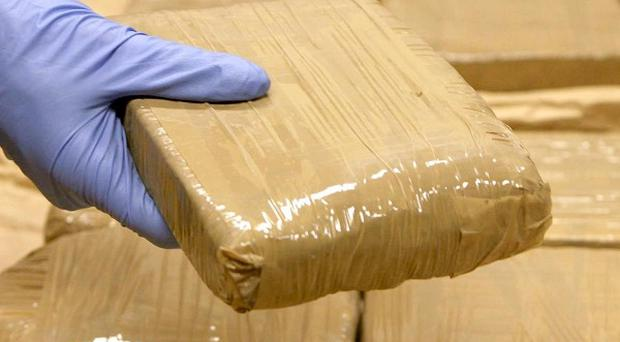 Some 260 million euro worth of drugs were seized in Ireland in the first six months of 2012