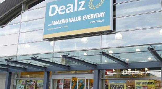 Dealz is to open 10 new stores from next year