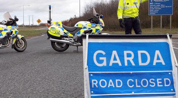 Two young girls died after they were struck by a car near Dunmore, Co Galway