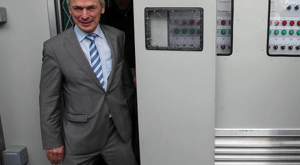Richard Bruton will target 20 world-leading and start-up companies in technology life-sciences and financial services along the west coast