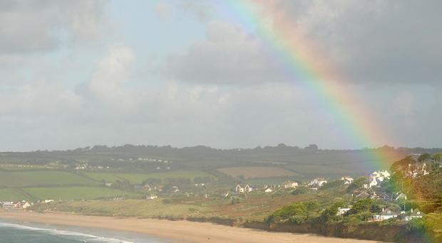 Cornwall has the largest recorded number of second addresses used for holiday homes