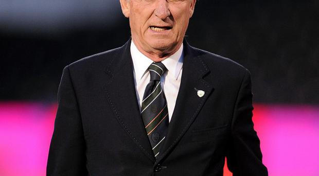 Giovanni Trapattoni wants to carry on