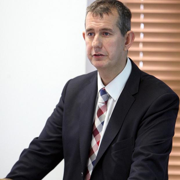 Edwin Poots wants international healthcare firms to test innovations in Northern Ireland