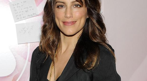 Jennifer Esposito said she had been sidelined from her role in Blue Bloods (AP)