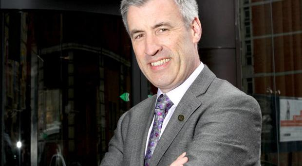 Cian Landers is the General Manager at the Fitzwilliam