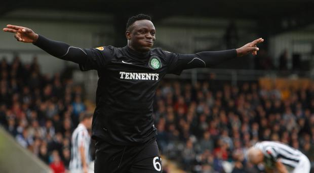 Victor Wanyama will wear the No 67 shirt to commemorate the year the Lisbon Lions lifted the European Cup