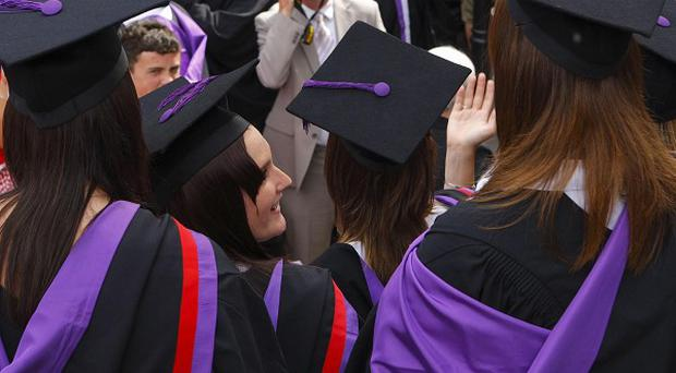 Postgraduate education is facing a 'credit crisis', with rising numbers of people prevented from studying due to lack of access to finance, a report says