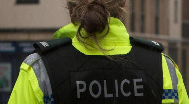 A motive for the attack in Bangor has yet to be established, the PSNI said
