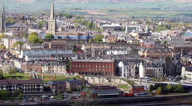 Londonderry was fourth in a top 10 cities list in Lonely Planet's Best In Travel 2013 publication