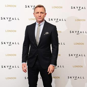 Daniel Craig says vanity helped him get in shape for his Bond role