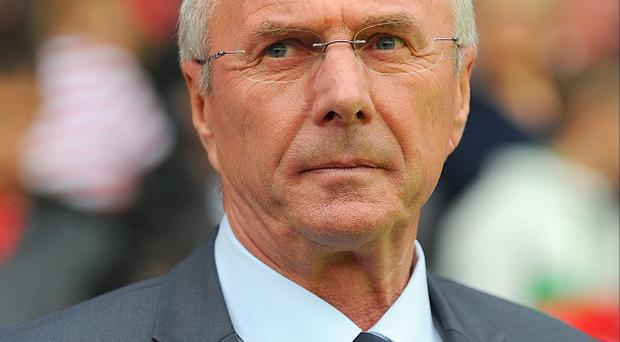 Former England manager Sven-Goran Eriksson has filed a complaint alleging hacking at the Daily Mirror
