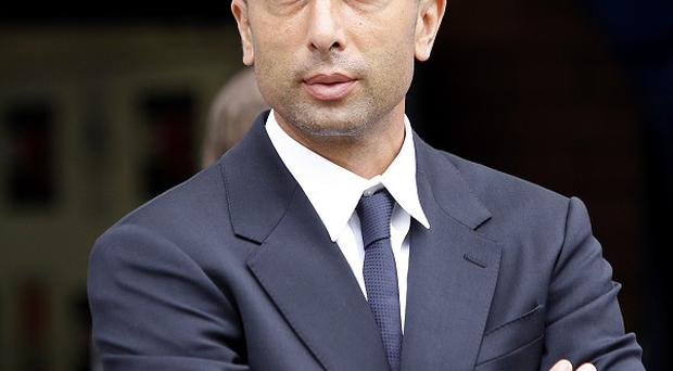 Roberto Di Matteo's Chelsea are four points clear in the table