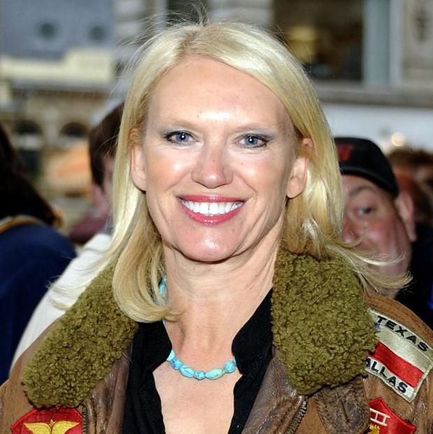 Anneka Rice became hugely popular for the clothing she wore on Channel 4's Treasure Hunt