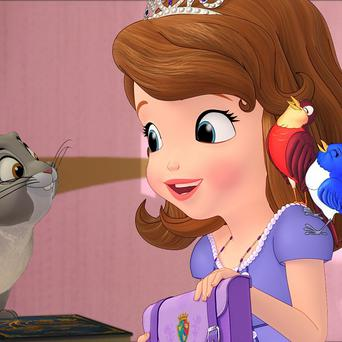 Disney's new cartoon princess has been criticised by Hispanic groups (AP)